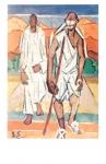 Postcards for Gandhi, SAHMAT, 1995-95
